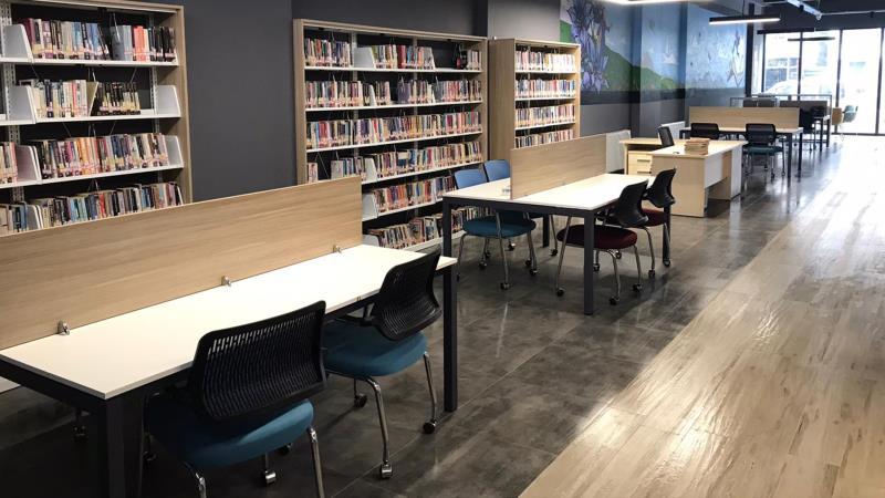Saruhanlı İlçe Kütüphanesi
