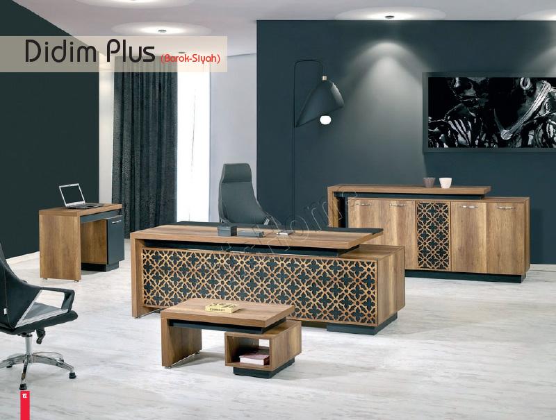 Didim Plus (Barok - Siyah)